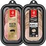 SAARIOINEN Kulta- ja Pippuri-kokolihaleikkeleet  150-200 g