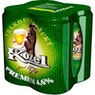VELKO Dark 3,8 % tai Velko Premium olut 4,6 % 0,5 l 4-pack