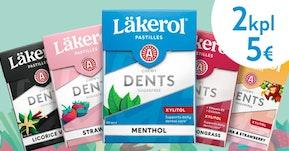 Läkerol Dents
