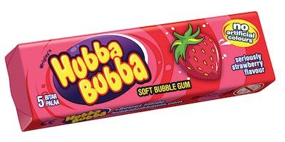 Hubba Bubba Strawberry purukumi 35g