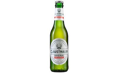 Clausthaler olut 0,5% 0,33l klp