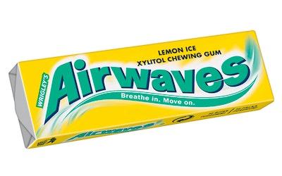 Airwaves Lemon Ice purukumi 14g