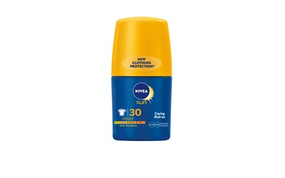 NIVEA SUN 50ml sk30 Protect & Moisture Sun Roll-on -aurinkovoide