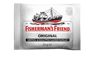 Fisherman's Friend Original pastilli 25 g