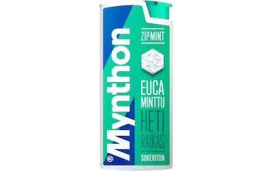 Mynthon Zip Mint pastilli 30g eucaminttu