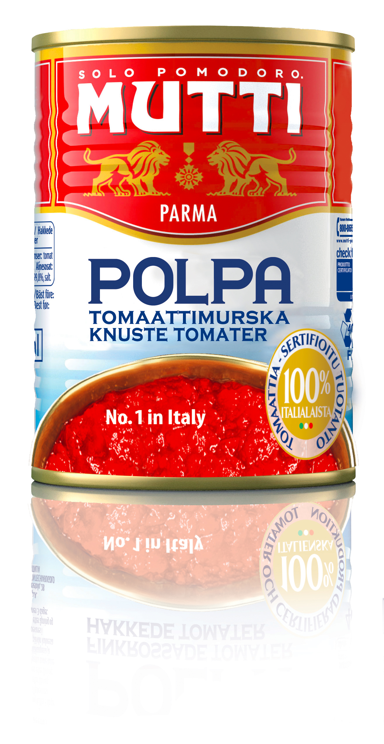 Tomaattimurska Ohje