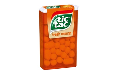 Tic Tac 18g appelsiininmakuinen pastilli