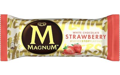 Magnum Mansikka-Valkosuklaa 110 ml