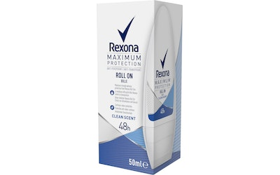 Rexona Maximum Protection roll-on 50ml Clean Scent