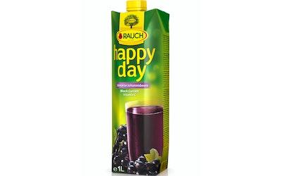 Rauch happy day mustaherukkanektari 1L