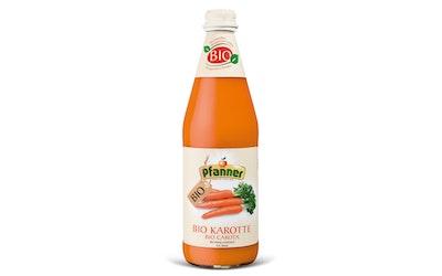 Pfanner Bio Luomu porkkanatäysmehu 100% 0,5l