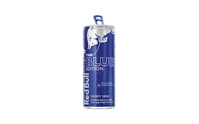 Red Bull Blue Edition 0,25l tlk