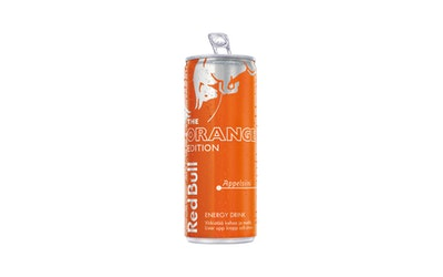 Red Bull Orange Edition 0,25l