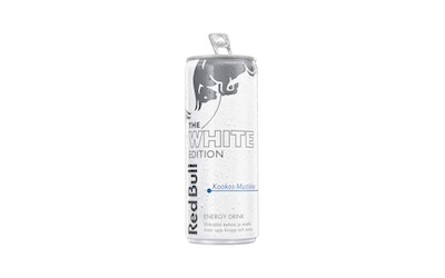 Red Bull White Edition 0,25l