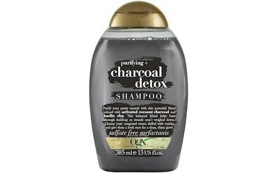 OGX shampoo 385ml Charcoal