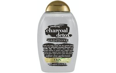 OGX hoitoaine 385ml Charcoal