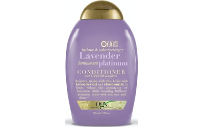 OGX hoitoaine 385ml Lavender Luminescent Platinum