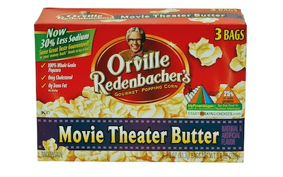 Orville Movie Theater Butter Popco 247g