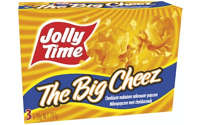 Jolly Time The Big Cheez mikropopcorn 3x99g
