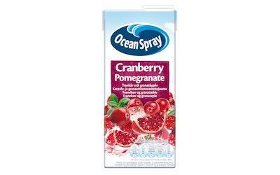 Ocean Spray karpalo-granaattiomenamehu 1l