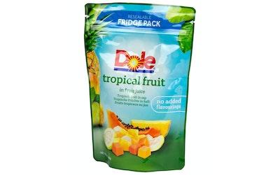 Dole Trooppinen hedelmäsekoitus hedelmämehussa 400 g/220 g