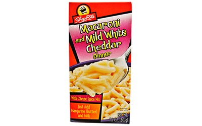 Shop Rite Macaroni&Cheese White Cheddar 207g