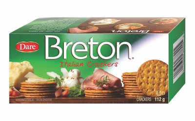 Breton Italian voileipäkeksi 112g