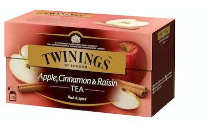 Twinings tee 25x2g omena-kaneli-rusina