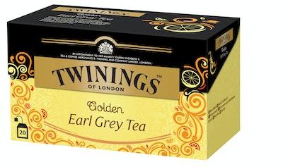 Twinings tee 20x1,5g golden earl grey