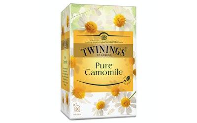 Twinings 20x1g pure camomile tee