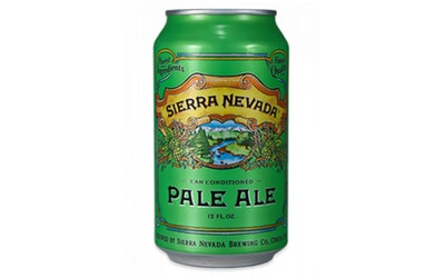 Sierra Nevada pale ale 5% 0,355l