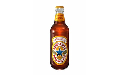Newcastle Brown ale olut 0,33l 4,5%