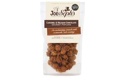 JoeSephs Popcorn 80g Caramel Belgian ch
