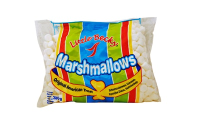 Little Becky Mini Marshmallows 280g