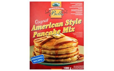 Missisippi Belle Original Pancake Mix 1000g