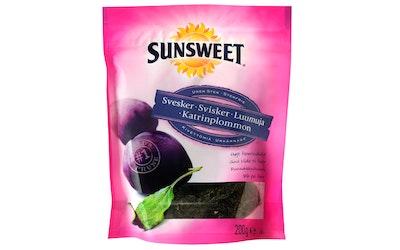 Sunsweet kivettömiä luumuja 200g