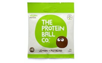 The Proteinball 45g lemon-pistachio