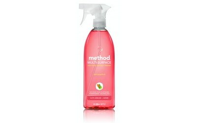 Method yleispuhdistussuihke 828ml pink grapefruit