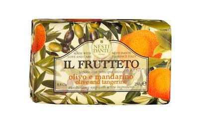 Nesti Dante palasaippua 250g IL Frutteto Olive & Tangerine