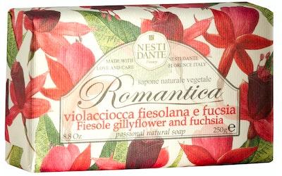 Nesti Dante palasaippua 250g Romantica Gillyflower & Fucsia