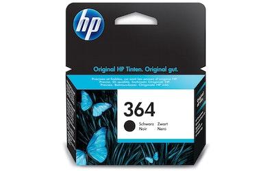 HP 364 mustekasetti musta