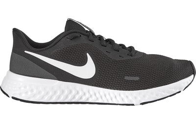 Nike Revolution 5 miesten juoksukengät musta
