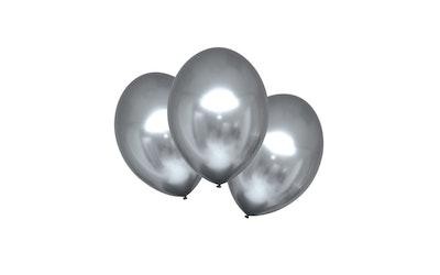 Satiini-ilmapallo 6kpl 27,5cm