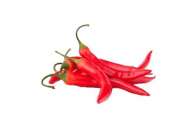 Chilipaprika punainen ulkomainen