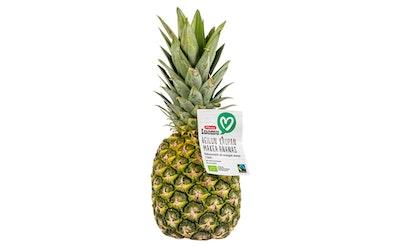 Pirkka Luomu Reilun kaupan ananas - kuva