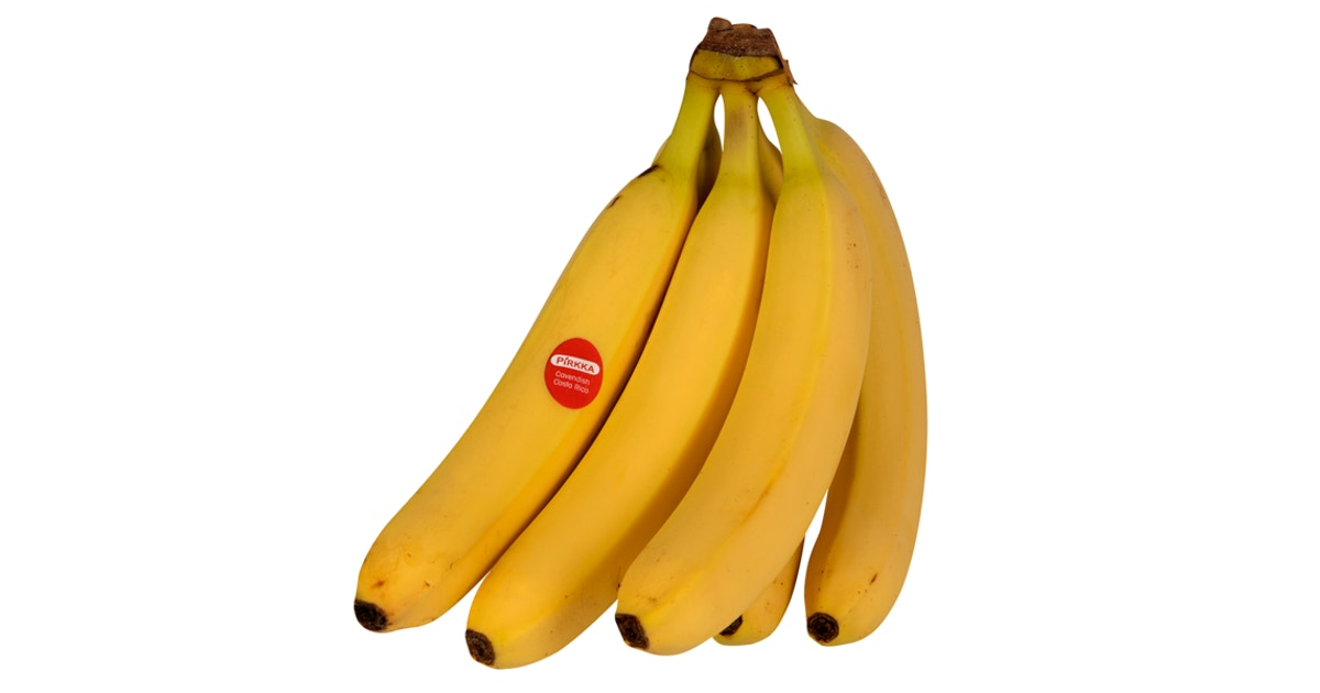 Banaani Säilytys