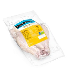 L'Uomu Nokka kokonainen luomubroileri n1,5kg pakaste