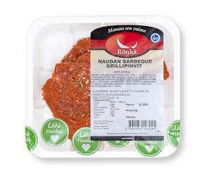 Rönkä Naudan Barbeque-grillipihvit 2 kpl/rs
