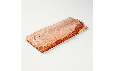 Menu lämminsavustettu buffetkirjolohifilee tuplafilee n. 1,1kg