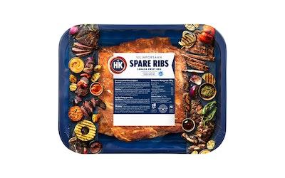 HK Viljaporsaan Spare Ribs Canada Sweet BBQ n. 1,2 kg